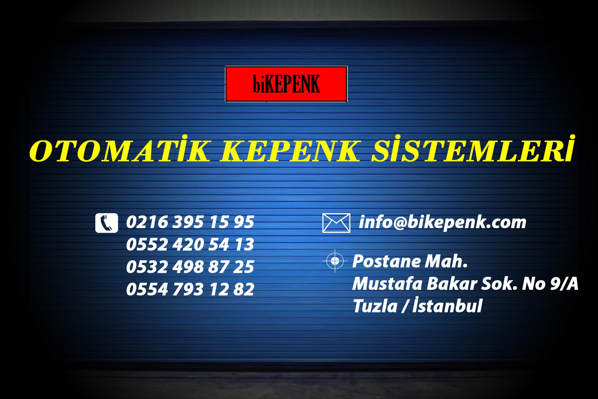 İstanbul Anadolu Yakası Avrupa Yakası Otomatik Kepenk Sistemleri