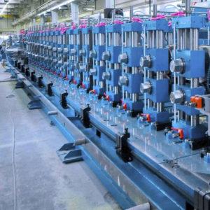 Roll Form Makinaları